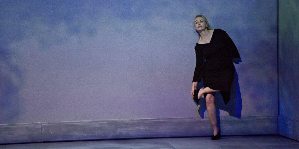 """Emmanuelle Béart dans """"Erich Von Stroheim"""" au Gymnase du 4 au 6 avril"""