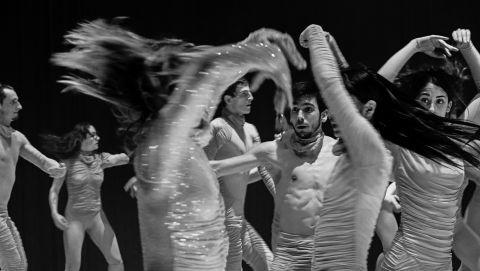 Le Corps du Ballet National de Marseille