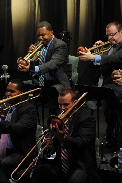 Wynton Marsalis & Jazz at Lincoln Center Orchestra