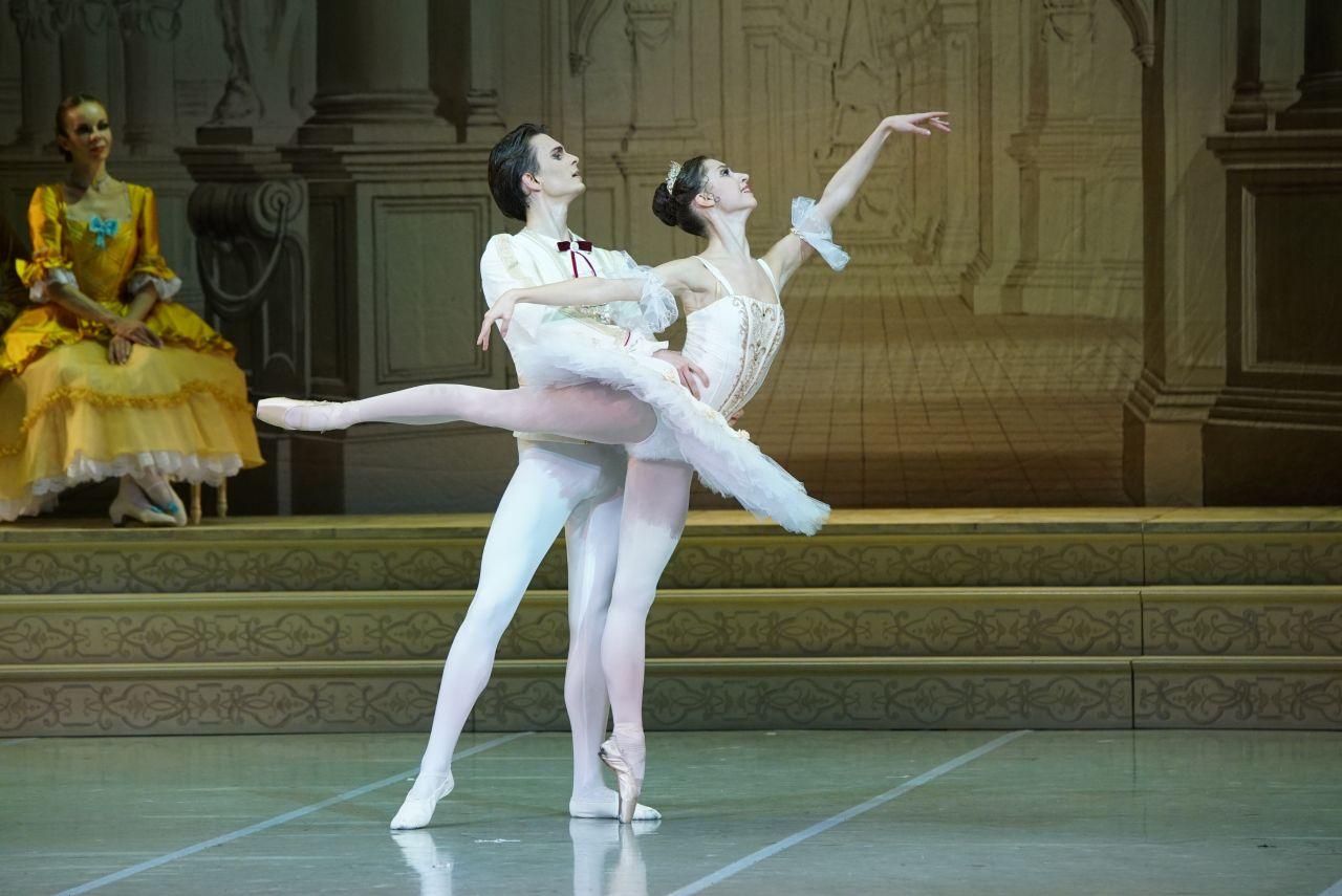 la belle au bois dormant yacobson ballet la belle au ~ Rue De La Belle Au Bois Dormant