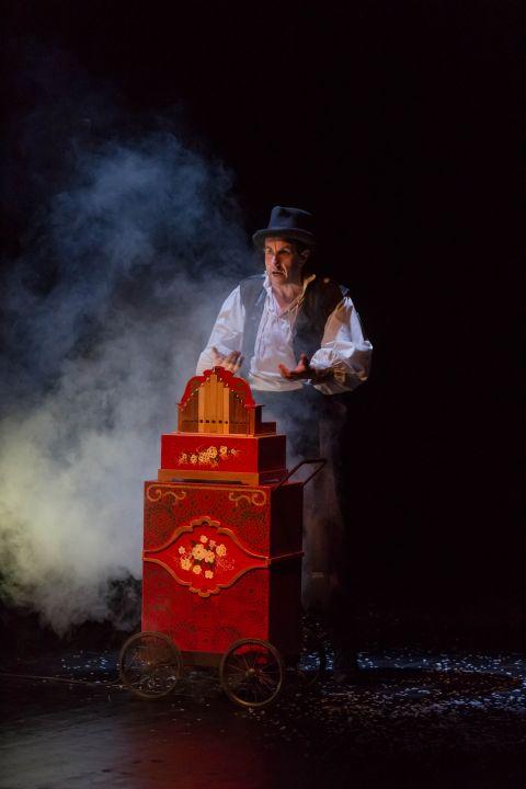 Zorbalov et l'orgue magique