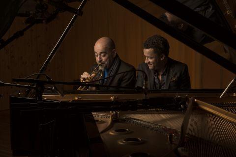 Jacky Terrasson & Stéphane Belmondo