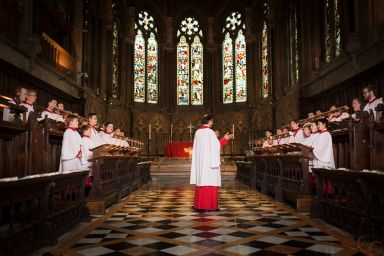 Choir of St. John's College