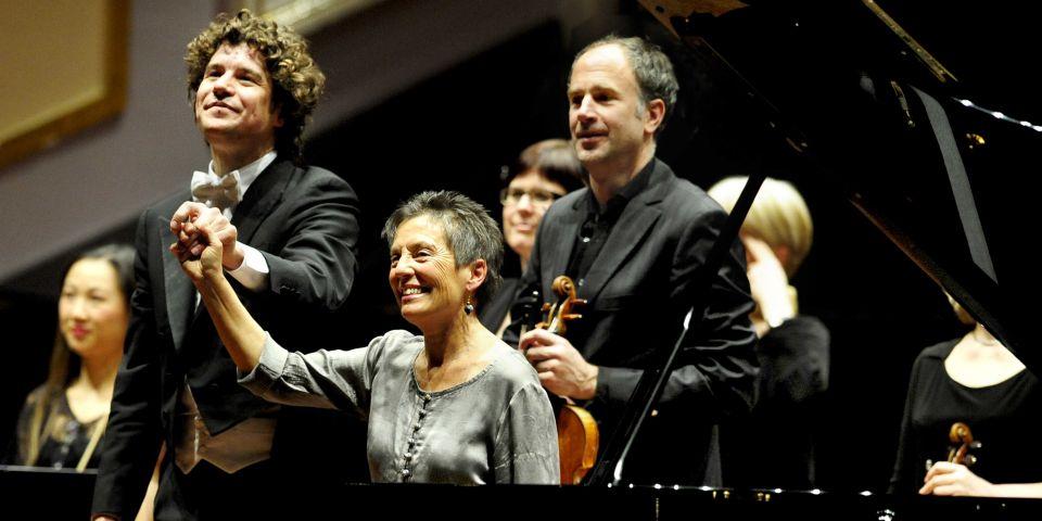 Maria João Pires & Scottish Chamber Orchestra